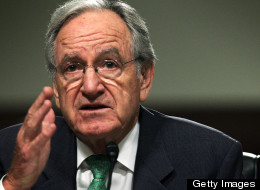 Tom Harkin, Chairman of the Financial Services Subcommittee on Labor and Health and Human Services, lead the charge Wednesday in rally against Non-Defense.