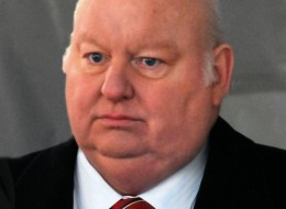 Mike Duffy has an average attendance of 55 per cent since he was appointed in January 2009. WIKIMEDIA