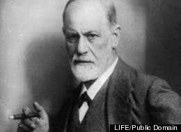 Sigmund Freud used cocaine, once writing his fiancee that he intended to write a