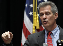 Sen. Scott Brown (R-Mass.)