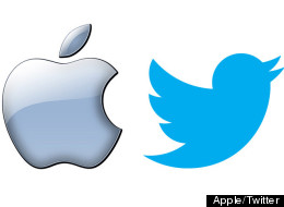 Apple/Twitter