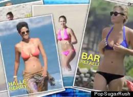 50 famosas en bikini