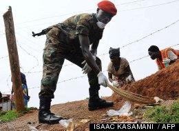 ISAAC KASAMANI  / AFP