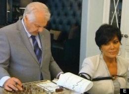Kris Jenner takes a lie detector test
