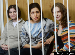 Facing trial: Pussy Riot