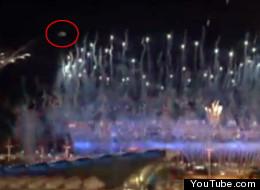 En Internet está circulando un video, el cual muestra a un objeto sobrevolando el Estadio Olímpico.