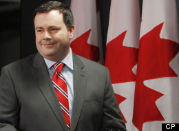 Employment Minister Jason Kenney's department has slashed