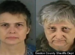 Donna Jean Walls and Phillip Dwayne Walls are accused of getting high on bath salts, then barging into their neighbor's home with a variety of guns and knives.