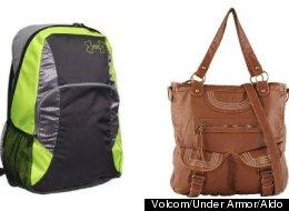 Volcom/Under Armor/Aldo