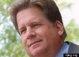 New Jersey Assemblyman Robert Schroeder