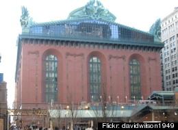Chicago's Harold Washington Public Library.
