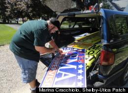 Marina Cracchiolo, Shelby-Utica Patch