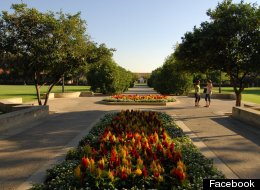 Scripps College in Claremont, California