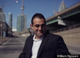 Mark DeMontis of Courage Canada. (William Nguyen)
