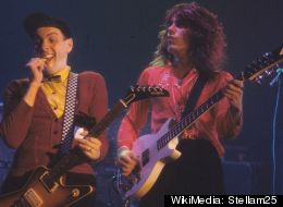 Cheap Trick may no longer look like this, but they still sound like they did when they looked like this.