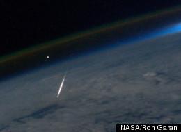 NASA/Ron Garan