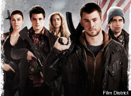 'Red Dawn' remake is shown to be 'ridiculous' and 'ill-advised.'