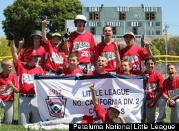 Petaluma National Little League