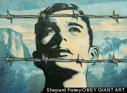 Shepard Fairey/OBEY GIANT ART