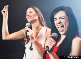 For some people karaoke is an art form; for others, it can be a humiliating ride on the public shame train. (Shutterstock)