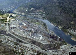 The decision around a smelter owned by Teck in Trail, B.C. could have a ripple effect, say observers. (Canadian Press)