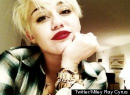 Twitter/Miley Ray Cyrus