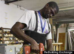 Tyrone Cotton attended the ReBuilding Exchange's training program.