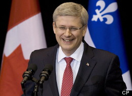 The summer has been good to Stephen Harper, at least according to a new poll that gives his Conservatives a sizeable lead over the opposition New Democrats.