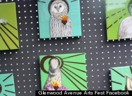 The Glenwood Avenue Arts Fest is among our picks this weekend.