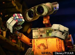 WALL-E is one of several nominees up for induction to the Robot Hall Of Fame