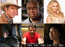 CBS, ABC, ABC, CW, Fox, NBC