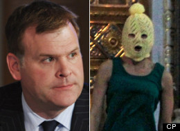 Canada's usually outspoken Foreign Affairs Minister John Baird has stepped out of character with a low-key response to last week's sentencing of Russian punk band Pussy Riot. (CP)