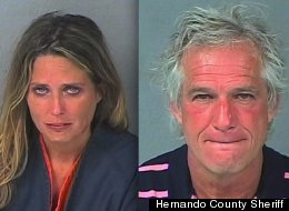 Tina Norris and James Barfield had an orgy at their house. They apparently agreed that they didn't much care for orgies.
