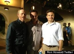 Ron Howard tweets