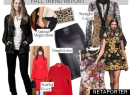 Get Dressed For Fall With These Trend-Wearing Tips From NET-A-PORTER.