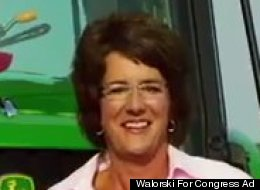 Rep. Jackie Walorski (R-Ind.) is out with a new ad that publicizes the home addresses of her Democratic opponent, Brendan Mullen.