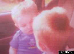 Jacob Kimbley, 2, has been found dead in a fiberglass septic tank near his home in Tyler, Texas. An autopsy is underway but officials have not said whether the death was accidental or foul play.
