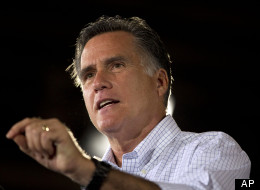 Republican presidential candidate Mitt Romney is looking to increase his support among Latino voters. (AP Photo/Evan Vucci)