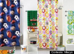 Juegos de baño muy originales para niños.