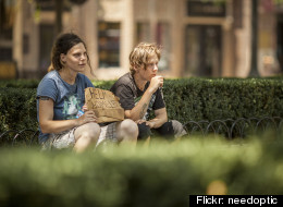 Homeless youth in Chicago. Mayor Rahm Emanuel introduced a new plan to support the city's young homeless population Thursday.