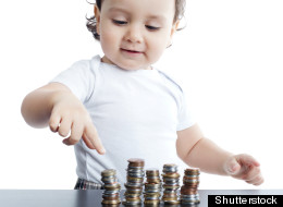 Only one percent of parents say their children save their allowance, according to a new survey by the American Institute of CPAs.