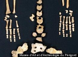 The skeleton of Regourdou