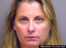 Lesley Falcone was arrested on a DUI charge on Friday.