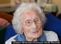 Jessica McGowan/Guinness World Records