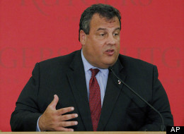 New Jersey Gov. Chris Christie (R). (AP Photo/Mel Evans)