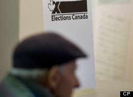 An Elections Canada ballot box is shown on Canada's May 2, federal election day in Montreal, Monday, May 2, 2011. THE CANADIAN PRESS IMAGES/Graham Hughes