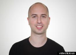 Videolicious founder Matt Singer
