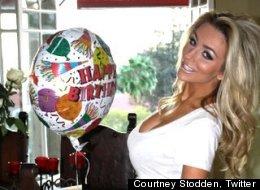 Courtney Stodden, Twitter