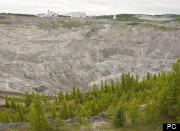 La mine Jeffrey. (PC)