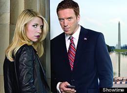 'Homeland' Emmys sweep?